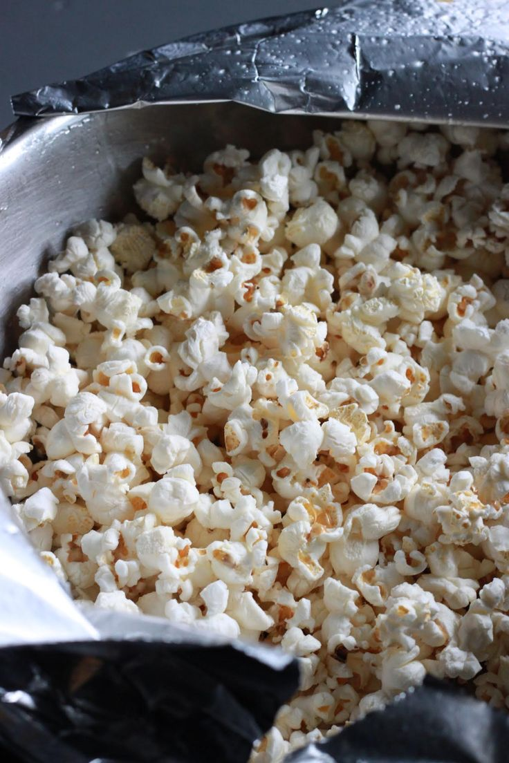 Alton Brown's Darn Near Perfect Popcorn: The best popcorn isn't just served in a bowl, it's popped in one. Get my method now.