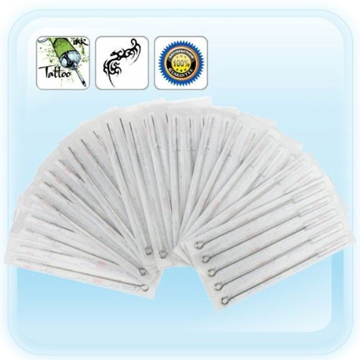 Professional tattoo disposable needles 3RS 5RS 7RS 9RS MIX 100PCS -- Details can be found by clicking on the image. (This is an affiliate link and I receive a commission for the sales)