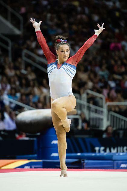 Amelia Hundley 2016 Olympic Trials