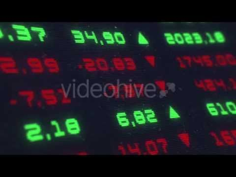 Stock Market Background 4K & FHD || Videohive - YouTube