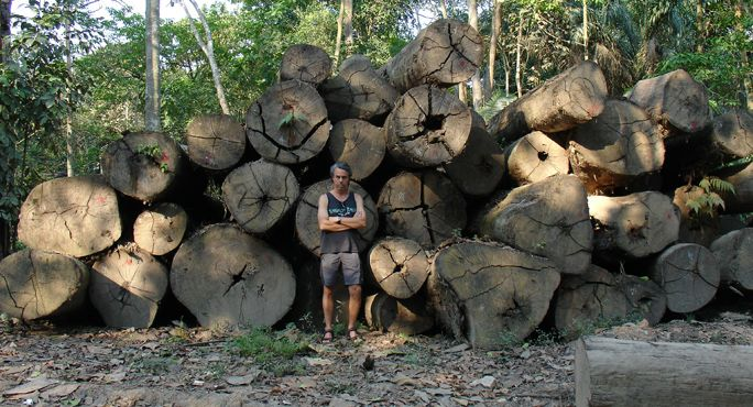 """Amazon Rainforest Facts: """"We are destroying the world's greatest pharmacy. It is very important that we protect the rainforest in everything that we do."""" – Chris Kilham, NBC Nightly News"""