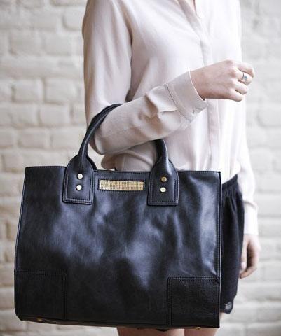 PERFECTION || Minimal + Classic: Clio Goldbrenner | Sac Clio black | Shopnextdoor