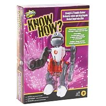 Edu-Science - Know How? Rough & Tumble Robot