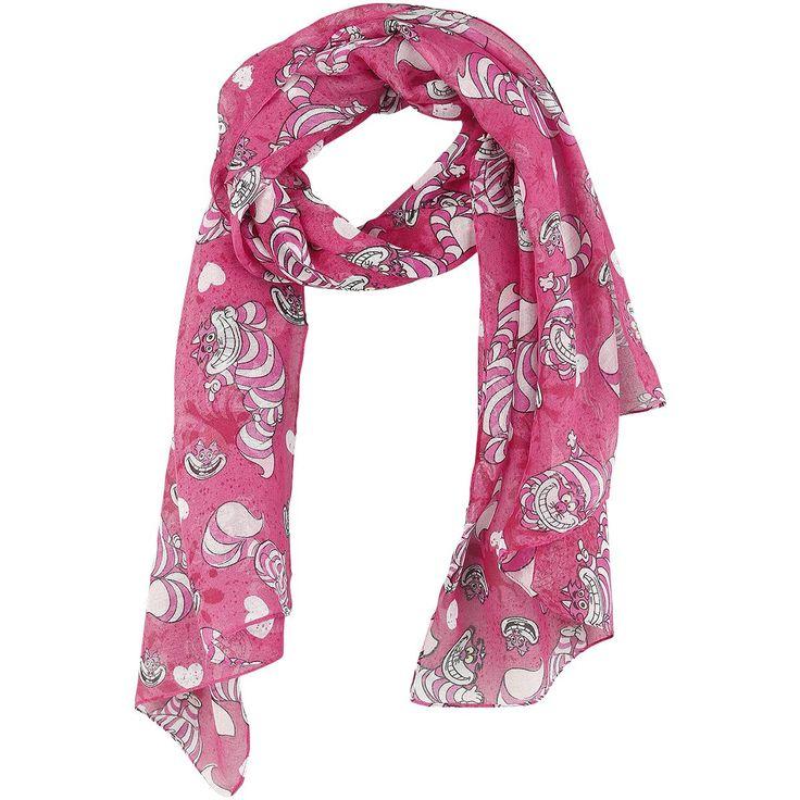 – pehmeä pinkki huivi, jossa sydämiä ja Irvikissa – pituus: noin 172 cm – leveys: noin 63 cm – materiaali: polyesteri