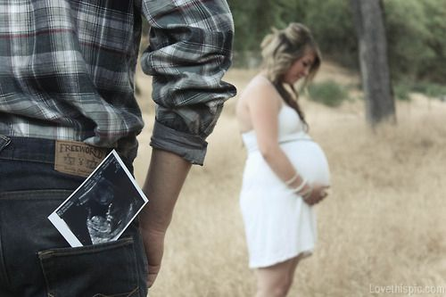 Expecting couple love couples outdoors nature baby country. . . . Best Picture ever