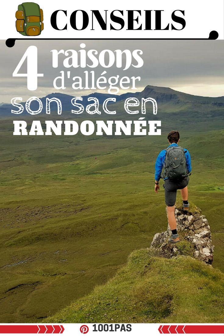 4 bonnes raisons pour se mettre à la randonnée -plus- légère   Blog outdoor 1001 pas  ARICLE : http://www.1001-pas.fr/4-bonnes-raisons-se-mettre-randonnee-legere/  ---   #randonnée #sac #léger #outdoor #montagne #trekking #trek #aventure