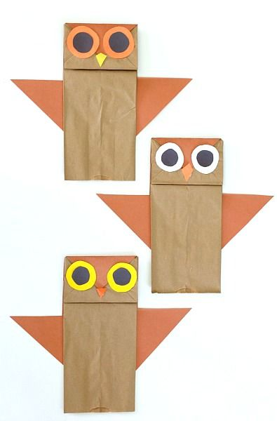 Who's Who? Owl Craft for Kids - Buggy and Buddy