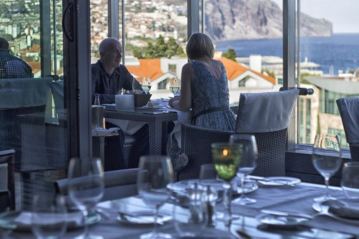 Uva Restaurant & Wine Bar - What a View!!!
