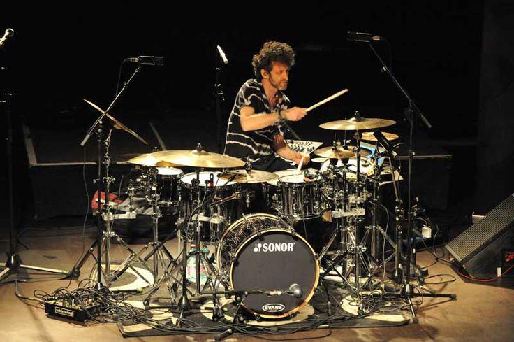 Planet Music & Media - Drum Clinic Jojo Mayer 04.12.