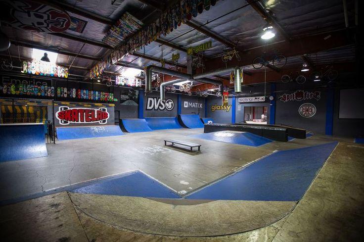 Skatelab, Simi Valley, CA.