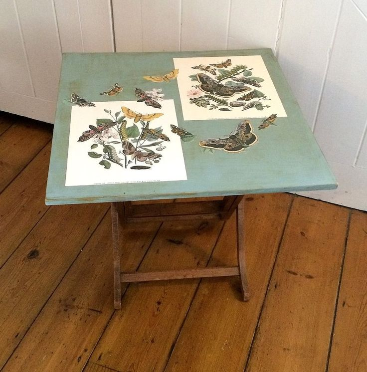 Diy Shabby Chic Coffee Table: 1000+ Ideas About Decoupage Coffee Table On Pinterest