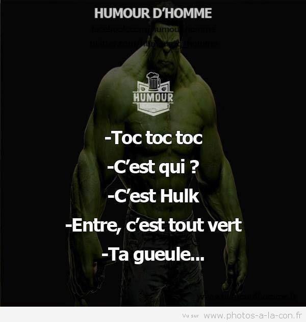 image drole hulk