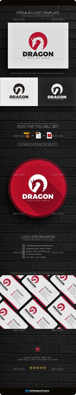 Dragon Logo The 976 best Animal Logos
