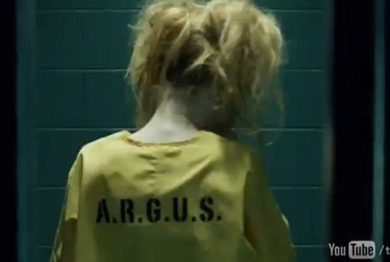 Harley Quinn cameo on Arrow!!! Fuck yeah!!! Woo-hoo!!!
