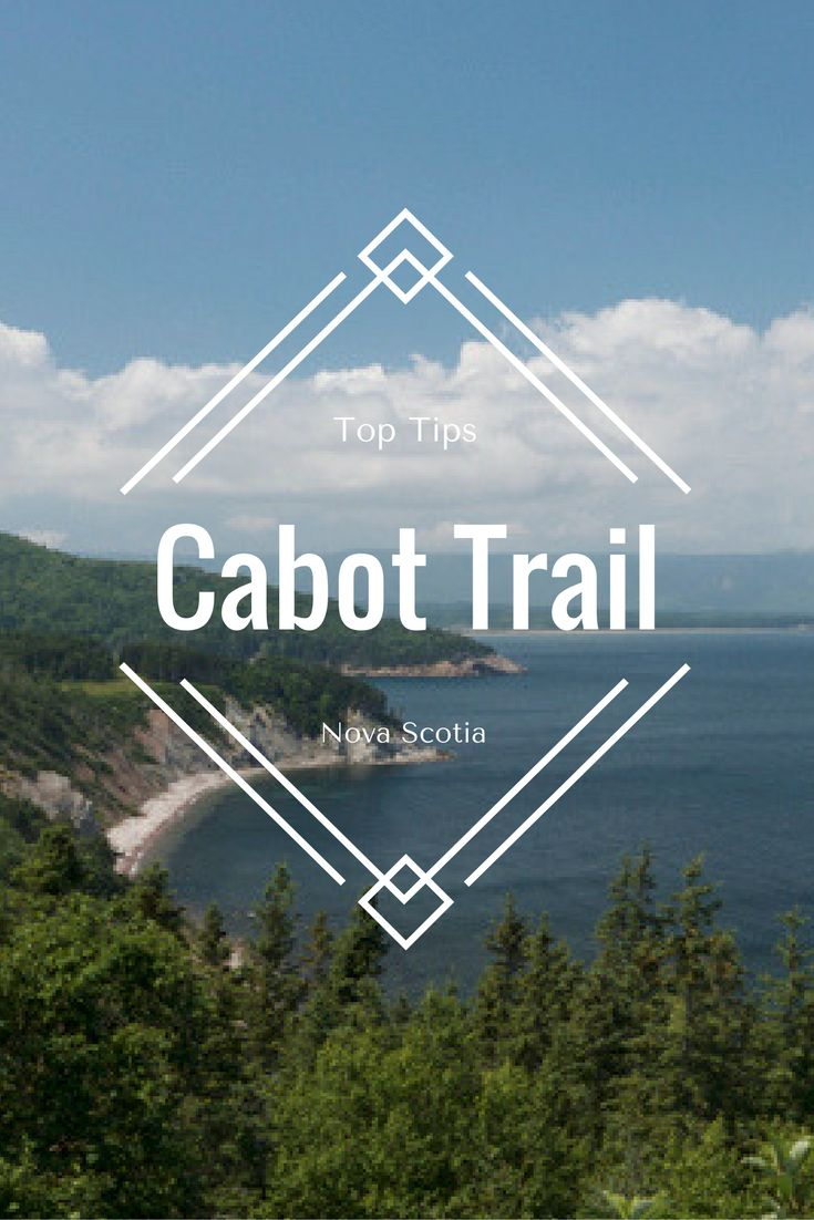 Top Tips for the Cabot Trail, Nova Scotia - I have toured the Cabot Trail three times. That's how spectacular it is. It keeps drawing me back. Here are my top tips for the Cabot Trail. http://solotravelerblog.com/top-tips-cabot-trail/