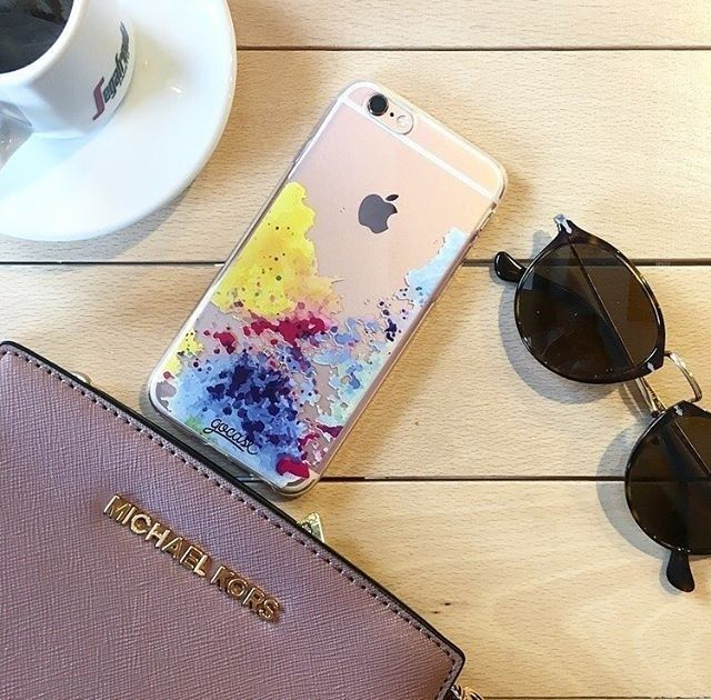 Stay colorful! #instadaily #instamood #iphone #phonecase #samsung (photo: @adrianaalyce). Phone case by Gocase http://goca.se/gorgeous