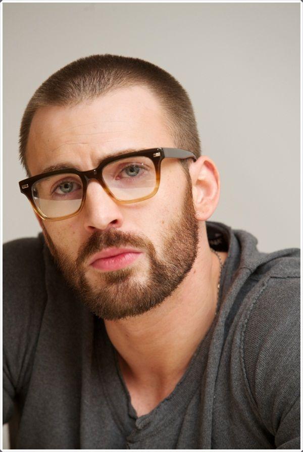 Chris Evans Glasses Frames