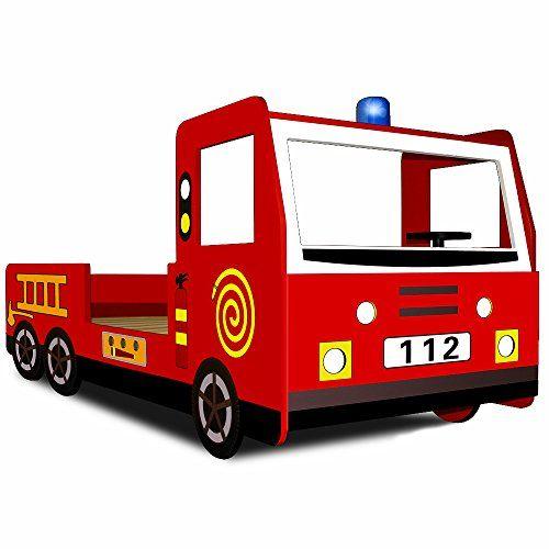 1000 id es sur le th me lits des viatures de pompiers sur - Chambre garcon pompier ...