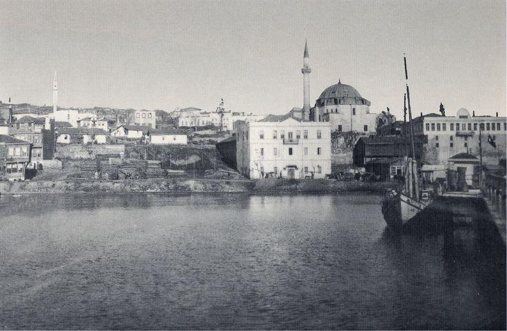 RÜSTEMPAŞA CAMİ VE SAHİL 1940