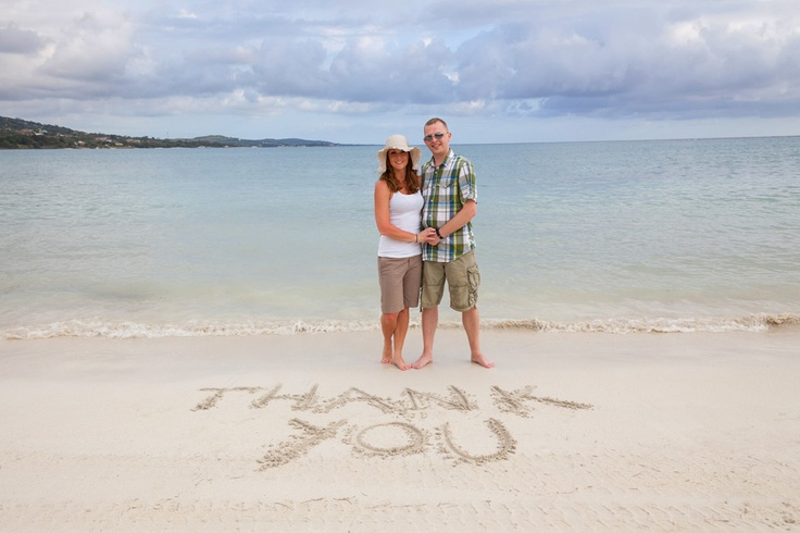 Buffalo Wedding Photographers - Destination Weddings #jamaica #beach #sand #thankyou