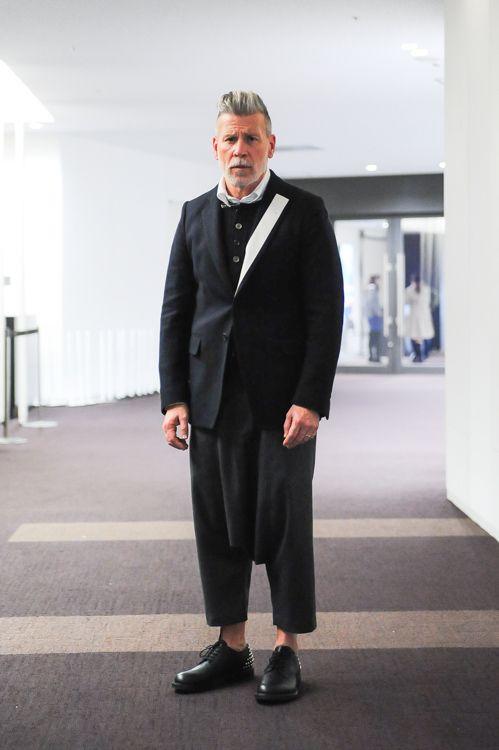 ニック ウースター | ストリートスタイル・スナップ | ファッションプレス