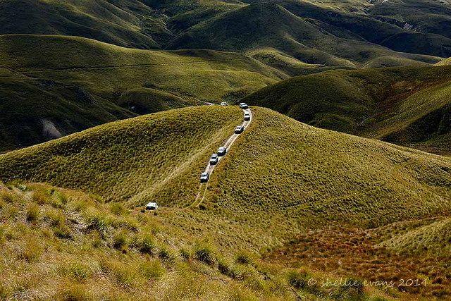Nokomai Station 4WD Safari, Southland, NZ   Flickr - Photo Sharing!