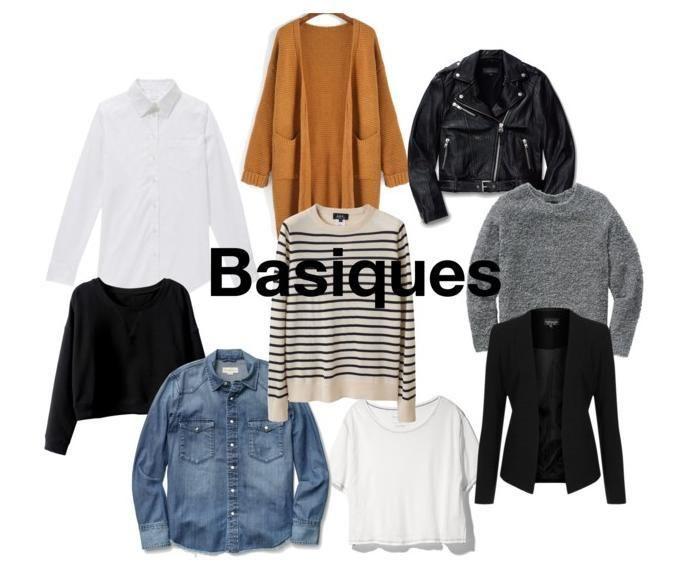 25 best ideas about garde robe on pinterest capsule t - Idee de rangement pour garde robe ...