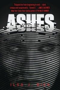 Ashes by Ilsa J. Bick An electromagnetic pulse flashes across the sky, destroying every electronic device, wiping out every computerized system, and killing billions. Those left standing must learn what it means not just to survive, but to live amidst the devastation...