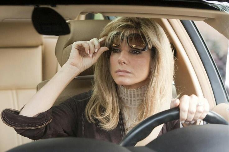 "Sandra Bullock in ""The Blind Side"" (2009) Best Actress Oscar 2009"