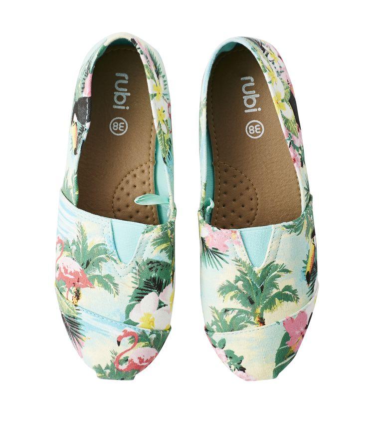 Shoes from @rubishoes @westfieldnz #tropicana #westfieldtrending