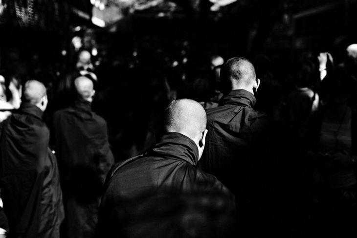 People by Kjetil Hasselgård