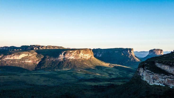melhores lugares para viajar no Brasil sozinho - chapada diamantina