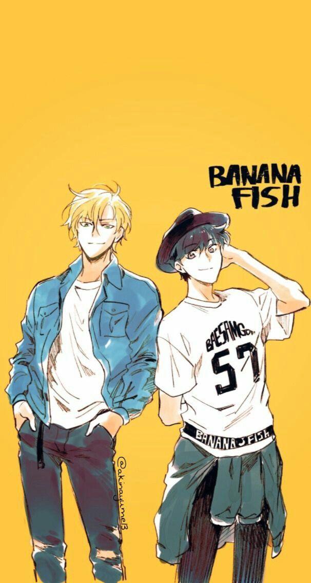 Pin De Kittypo En Banana Fish Arte De Anime Fondo De Anime Dibujos