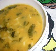 Sopa de Grão de Bico - 1001 Receitas Fáceis