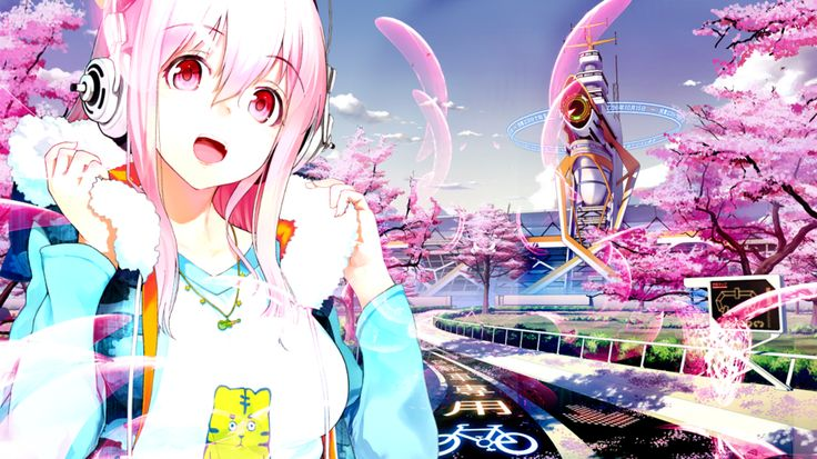 Free Desktop Wallpaper: Summer Days Anime wallpaper (by ...