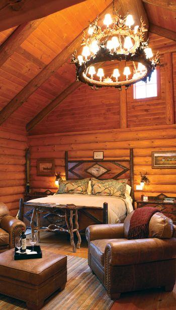 Best 25 Log Cabin Bedrooms Ideas On Pinterest Log Home