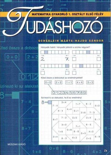 Tudáshozó-Matematika gyakorló 1. osztály első félév -Hajdú - Kiss Virág - Picasa Webalbumok
