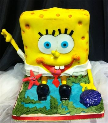 Extreme Cakes - Sculpted 3D Cakes