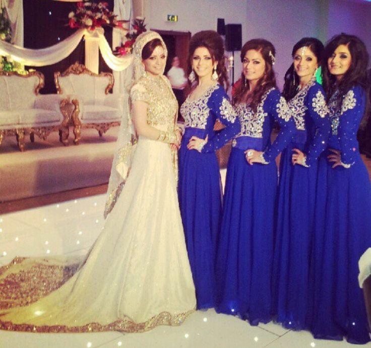 33 best Bridesmaids images on Pinterest | Flower girls, India ...