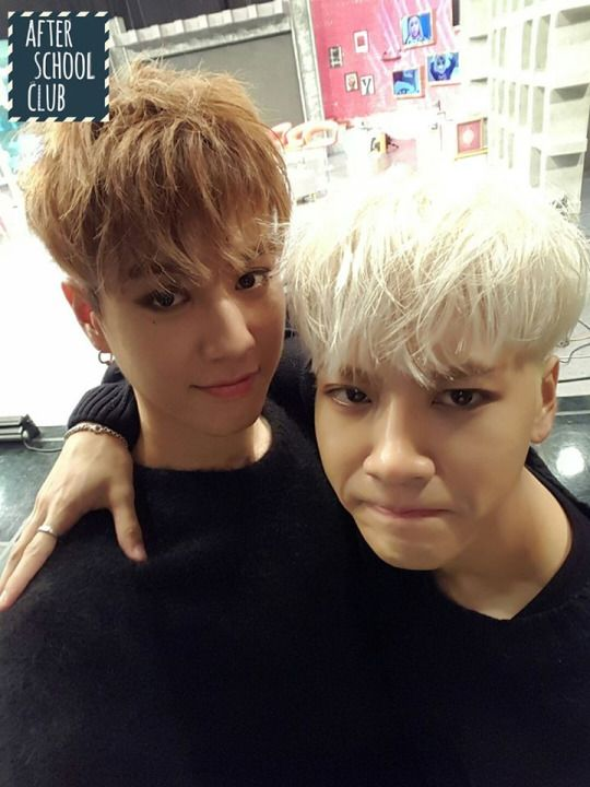 Jackson & Yugyeom After School Club