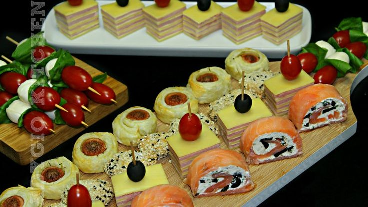 Aperitive de sarbatori si ocazii speciale | Adygio Kitchen