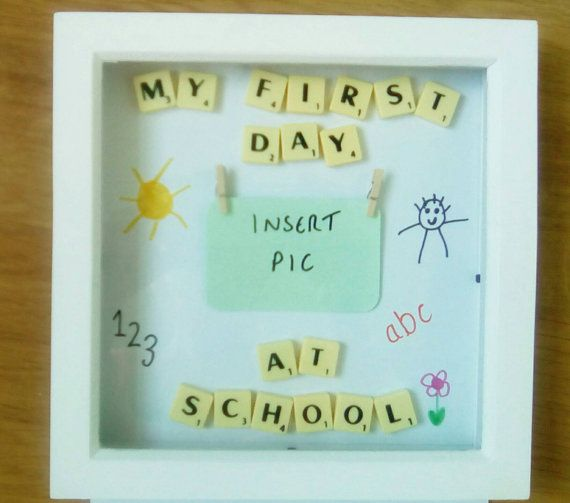 Check out this item in my Etsy shop https://www.etsy.com/uk/listing/468684719/my-first-day-at-schoolnursery