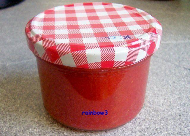 Das perfekte Einmachen: Erdbeer-Marmelade mit Stevia-Rezept mit einfacher Schritt-für-Schritt-Anleitung: Erdbeeren waschen, das Grüne und evt…