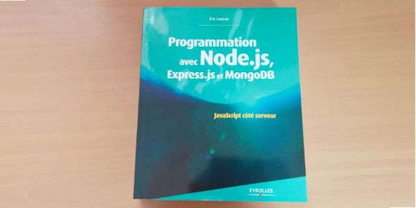 Programmation avec Node.js, Express.js et MongoDB   BlogDuWebdesign