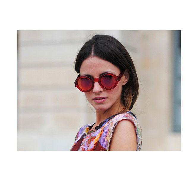 Fashion Vibe, Gafas John Lennon de color