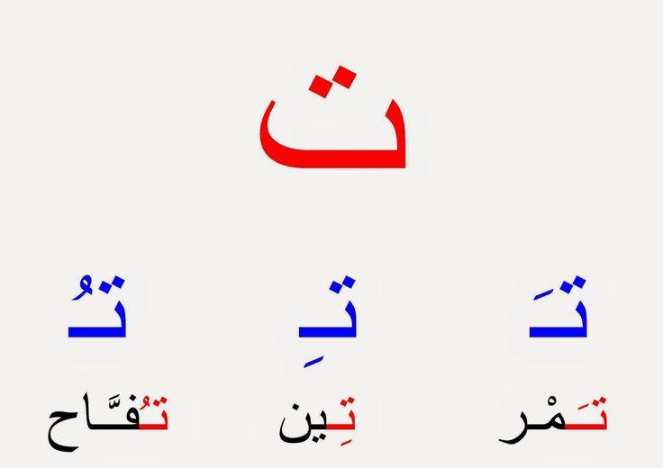روضة العلم للاطفال: حروف الهجاء مع التشكيل | Arabic