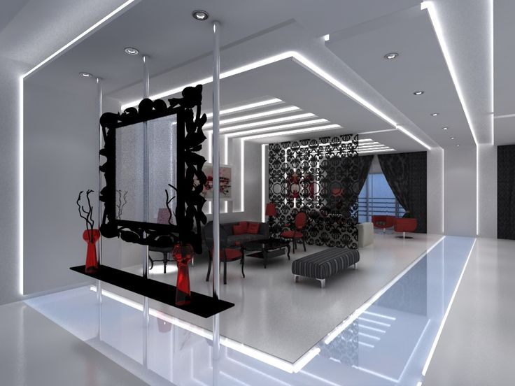 17 Best images about Faux plafond design moderne on Pinterest ...