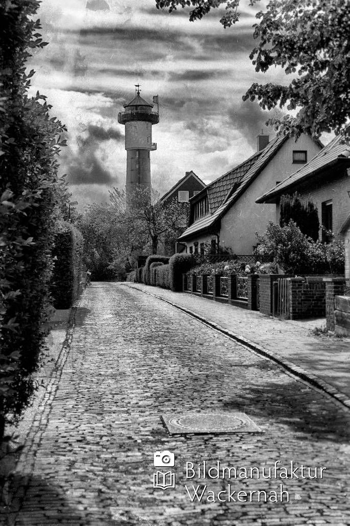 Fotografie vom Leuchtturm Wangerooge Nr. 11