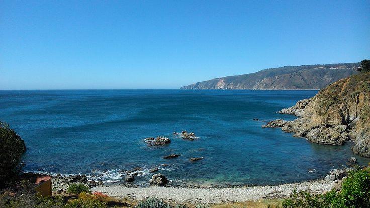 Caleta Hornillos , Laguna Verde. Valparaiso