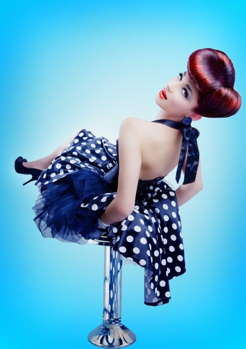 Be Effortlessly Fab with a Pin Up Hairstyle                                                                                                                                                                                 More